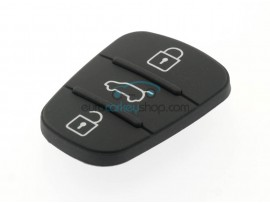 Keypad for Kia - 3 Button Flip Remote Key - after market product
