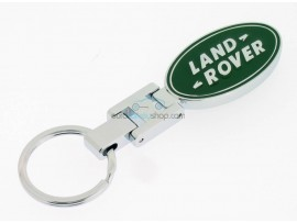 Landrover Keyring - Luxery version  - with logo on both sides - after market product