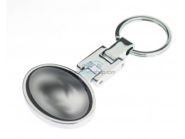 Lexus Keyring - Luxery version  - with logo on both sides - after market product
