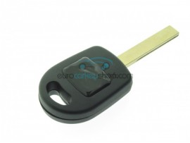 M.A.N. Remote Key Fob Case - Keyblade HU83 - including ID13 transponder - after market product
