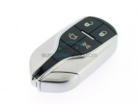 Maserati Smartkey - 4 buttons - 433 Mhz - full keyless - After Market Product