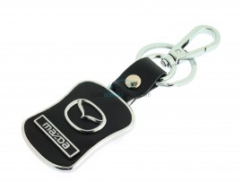 Mazda Keyring - black surface - after market product
