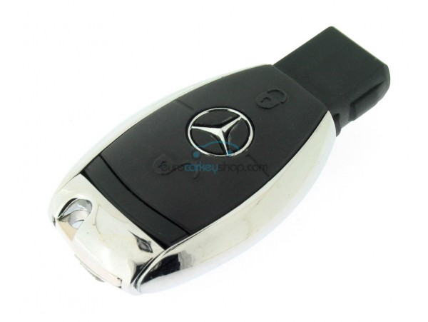 Benz complete smart key case 2 buttons without electronic mercedes benz complete smart key case 2 buttons without electronic sciox Images