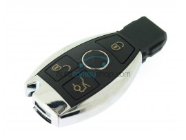 3 Button Smart Key for Mercedes Benz - 315 Mhz - NEC chip - for year from 2010 - after market product