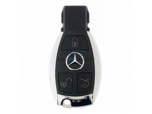how to start a mercedes without a key