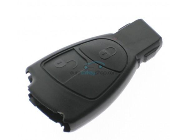 Mercedes benz smart key case 2 buttons for Key for mercedes benz cost