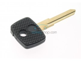 Car key for Mercedes Benz including T5 transponder - key blade YM15 - after market product
