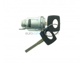 Mercedes Benz ignition barrel with 2 keys - key blade HU64 - after market product