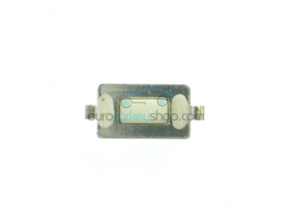 Push switch for repair of the circuit board of a car key - 6 x 3,5 mm - after market product