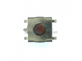 Push switch for repair of the circuit board of a car key - 6,5 x 6,5 mm - after market product