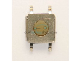 Push switch for repair of the circuit board of a car key - 6,25 mm x 6,30 mm - after market product
