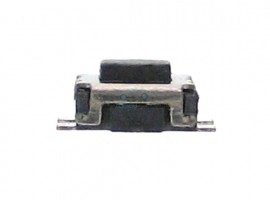 Push switch for repair of the circuit board of a car key - 3 x 3,5 mm - after market product