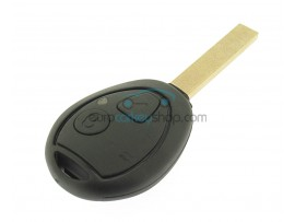 Mini 2 Button Remote Key Fob Case - key blade HU92 - without Logo - after market product