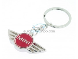 Mini Keyring - red logo - after market product