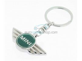 Mini Keyring - green logo - after market product