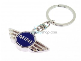 Mini Keyring - blue logo - after market product