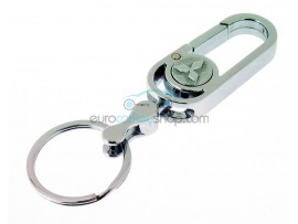 Keyring Mitsubishi - with Lobster Clasp - after market product