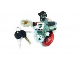 Nissan ignition lock with 2 keys for Nissan Pick Up - Pathfinder - Key Blade NSN11- OEM product