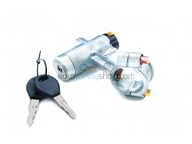 Ignition starters switch with 2 keys for Nissan Micra - keyblade NSN11 - OEM product