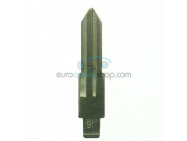 Key blade NSN11 for Nissan flip remote key - after market product