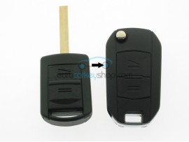 Opel 2 Button Remote Flip Key Fob Case for item numbers OPE107 and OPE111 - after market product