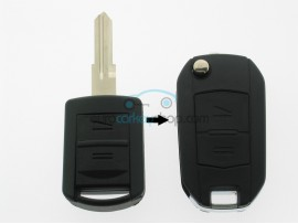 Opel 2 Button Remote Flip Key Fob Case for item number OPE112 - after market product