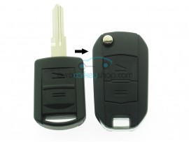 Opel 2 Button Remote Flip Key Fob Case for item number OPE113 - after market product