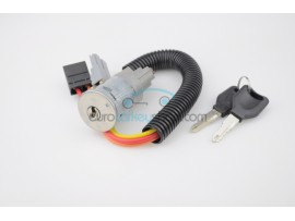 Ignition lock for Opel - Renault - Nissan - Trafic - Movano - Vivaro - Interstar - Primastar - Master - key blade NE73 - OEM product