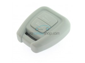 Key Cover Opel - 3 button- material Soft Rubber- Color GRAY - after market product