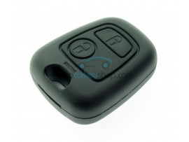 Citroën 2 button Remote Key Fob Case - without key blade - after market product