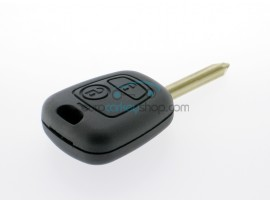 Citroën 2 button Remote Key Fob Case - key blade SX9 - after market product
