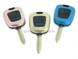 Citroen 2 button Remote Key Fob Case - Keyblade SX9 - Different Colors - after market product
