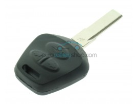 Porsche Remote Key Fob Case - 3 Buttons - With Logo - High Quality - after market product