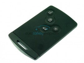 4 Button Key Card Case for Renault - after market product