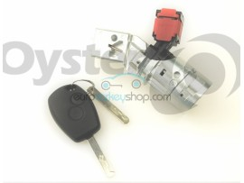 Complete ignition lock for Renault Clio MK3 - Master - Kangoo - Trafic - Fluence - Modus - Twingo - Wind - Key Blade VA2- OEM product