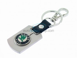 Skoda Keyring - with clasp - after market product
