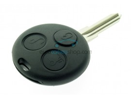 Smart 3 button remote key case - after market product