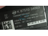 Ssangyong Key with electronics 433 mhz - 3 Buttons - OEM Product - type 34003 - after market product