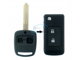 Subaru 2 Button Remote Flip Key Fob Case for item number SUB105 - after market product