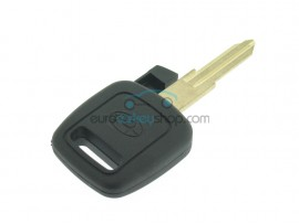 Subaru ignition key without transponder - key blade NSN11 - groove left - after market product