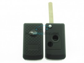 Subaru 2 Button Remote Flip Key Fob Case for item number SUB102B after market product
