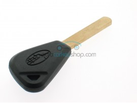 Subaru ignition without transponder - Key blade DAT117 - after market product