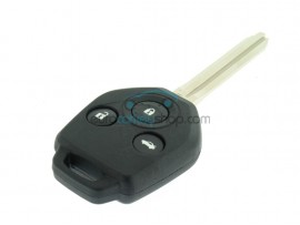 Subaru 3 button Remote Key - 433 Mhz - 4D82 Chip - Key Blade TOY43 - after market product