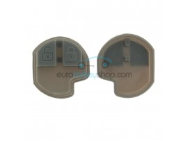 Keypad 2 Buttons for Nissan Pixo key - type 2 - after market product