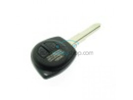 Suzuki key with remote control 2 buttons - Swift 2010 - 2015 - T68LO - OEM product