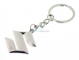 Suzuki Keyring - logo on both sides - after market product