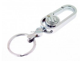 Keyring Suzuki - with Lobster Clasp - after market product