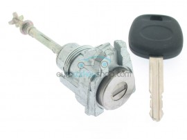 Left door lock Toyota Camry (after 2005) - key blade TOY43 - after market product