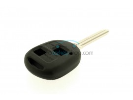 Toyota 2 button Remote Key Case - key blade TOY43 - high quality - after market product