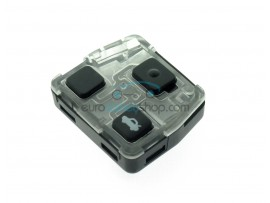 Lexus 3 button remote control including electronics 433 Mhz - without chip - after market product
